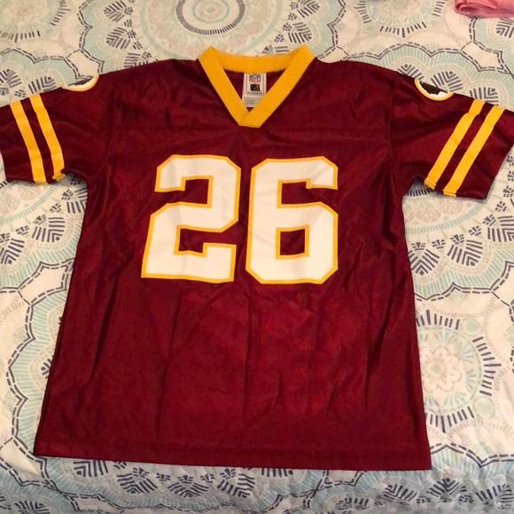 cheaper ae195 061dd NFL Redskins Clinton Portis Jersey